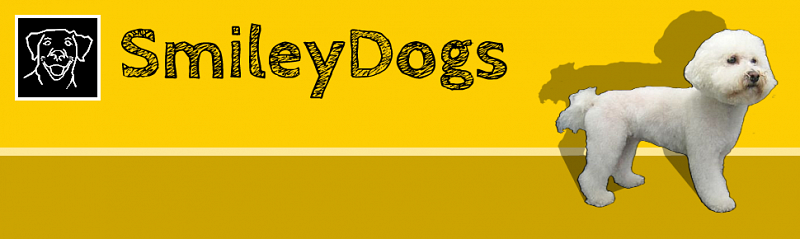 Smiley Dogs banner
